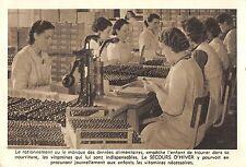 BR53851 l etiquetage des flacons de vitamines Realisations du secours d  Belgium
