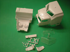 Kenworth W900 Rig Semi 1/25 Truck Cab Sleeper Interior Tub Seat Dash Glass Model
