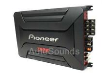 Pioneer GM-A6604 GM Series 760 Watts 4-Channel Class AB Car Audio Amplifier New
