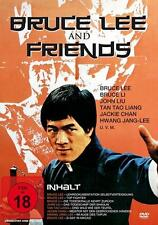 Bruce Lee and Friends Collection (2013) 8 Filme DVD Neu & OVP