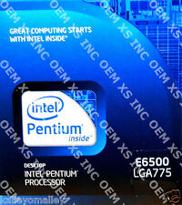 Intel BX80571E6500 SLGUH Pentium E6500 2M Cache, New Retail Box English Version