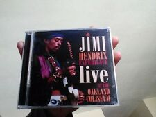 JIMI HENDRIX CD: LIVE AT THE OAKLAND COLISEUM (2-CD), NEW