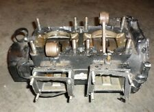 Kawasaki 650SX 650 SX TS SC X-2 crank case crank shaft crankshaft engine block