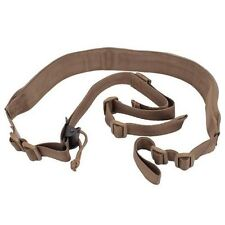 Viking Tactics VTAC - MK2 Wide Padded 2-Point Adjustable Sling - Coyote Brown