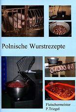 Hausschlachten 100 Polnisch-Schlesische Wurstrezepte als PDF Datei