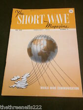 SHORT WAVE - FEB 1973 - ADAPTABLE 30 WATT TRANSMITTER
