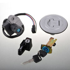 St New For  Honda VTR250 W Gas Cap Key Ignition Switch Lock Fit