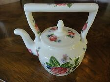 Vintage! Arthur Wood Beautiful Rose Teapot, No Sale Tax
