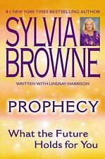 Prophecy: What the Future Holds For You Browne, Sylvia, Harrison, Lindsay Paper