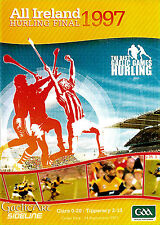 1997 GAA All Ireland Hurling Final:  Clare v Tipperary  DVD
