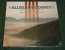 Allegany County Songs For Liberty Champ Zumbrun~NEW~2009 Patriotic Country