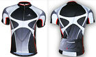 Men's Sportwear Cycling Jersey Bike Bicycle Short Sleeve Cycling Clothing Top