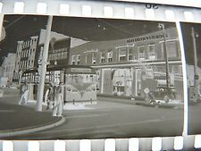 Orig 1945 Milwaukee WI trolley 35mm photo negative tram Wisconsin