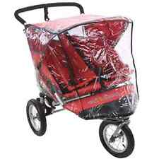 RAINCOVER TO FIT OUT & ABOUT NIPPER TWIN 360 DOUBLE RAIN COVER / FAST DELIVERY