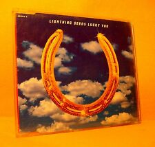 MAXI Single CD Lightning Seeds Lucky You 4 TR 1994 Synth-pop Tech House