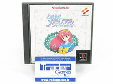 TOKIMEKI MEMORIAL FOREVER WITH YOU , Sony Playstation, Japanese Version
