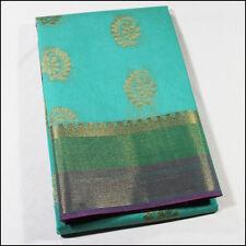 Pure Silk Cotton Saree, Kota Cotton and Silk Sari Designer Saree - Ko257
