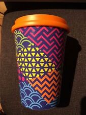 Coffee Drink takeaway cup mug with lid