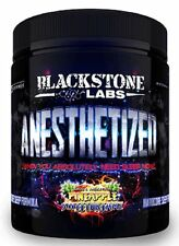 Blackstone Labs ANESTHETIZED Hardcore Sleep Formula Pineapple - 25 Servings