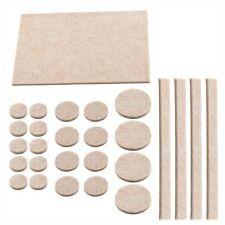 Gran Heavy Duty Fieltro Almohadillas Autoadhesivas pegajoso de suelos de madera Protección De Muebles