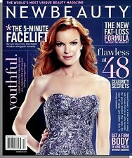 New Beauty - 2010, Summer-Fall - Flawless at 48, 5 Minute Facelift, Firm Body