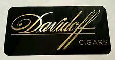Davidoff cigar sticker / decal