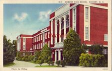 HICKORY HIGH SCHOOL. HICKORY, NC 1945 photo by Cilley