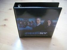 CSI New York Trading Card Binder (Album)