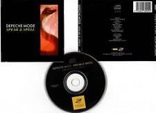 """DEPECHE MODE """"Speak & Spell"""" (CD) 1988"""