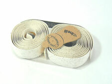 Cinelli Handlebar Tape WHITE padded cork bar vintage bicycle NOS