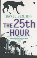 The 25th Hour,Benioff, David,Excellent Book mon0000031396