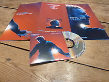 SIMPLY RED - SUNRISE + FRENCH 3 TRACK CD/VIDEO CLIP!!!!! RARE FRENCH PRESS/ PACK