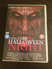 The Fear 2 - Halloween Night (DVD, 2007) region 2 uk dvd