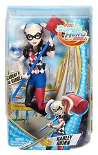 DC Super Hero Girls 12 Inch Harley Quinn Action Figure  *BRAND NEW*