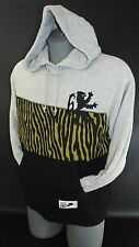 "New Mens Large NIKE ""Lebron James"" Zebra Safari Hoody Jacket$85 Cotton Pull Over"