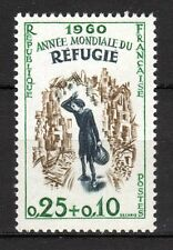 France - 1960 Refugee year - Mi. 1301 MNH