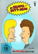 BEAVIS & BUTT-HEAD VOL.1  3 DVD NEU MIKE JUDGE