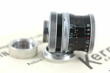 "Bolex/Kern Paillard YVAR 13mm f1.9 ""d mount"", for 8mm cine / pentax q"