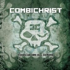 COMBICHRIST Today We Are All Demons LIMITED 2CD Digipack 2009