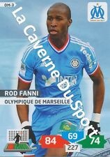 OM-03 ROD FANNI # MARSEILLE CARD ADRENALYN FOOT 2014 PANINI