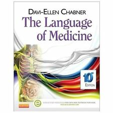 The Language of Medicine by Davi-Ellen Chabner (2013, Paperback, 10th Edition)