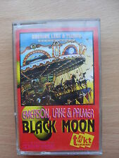 MC / Cassette    -   Emerson, Lake & Palmer  -  Black Moon