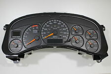 99-02 REMAN HD2500 GM TRUCK SPEEDOMETER CLUSTER WITH TRANS TEMP GAUGE  *EXCHANGE