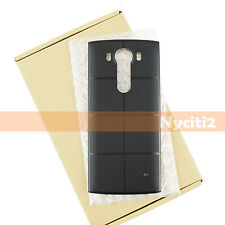 New Original Genuine  LG V10 NFC Battery Back Door Housing Cover Case - Black