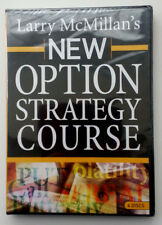 *New* Larry McMillan's NEW OPTION STRATEGY COURSE ~4 Discs Trading DVD~