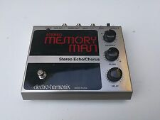 VINTAGE ELECTRO HARMONIX STEREO MEMORY MAN DELAY ECHO CHORUS - FREE NEXT DAY UK