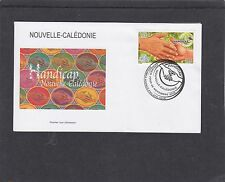 New Caledonia 2008 Handicap First Day Cover FDC Noumea pictorial h/s
