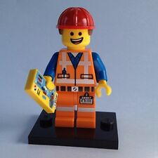NEW Lego MOVIE Emmet Minifig FROM THE LEGO MOVIE 71004