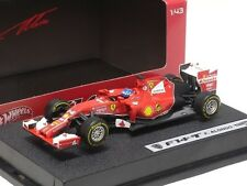 FERRARI F14-T GP 2014 F. ALONSO HOTWHEELS MODEL 1/43 #BLY69