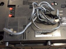 JVC PC-X200  Boombox Radio 3D Hyper Bass - Replacement Part { Power Cable AC }